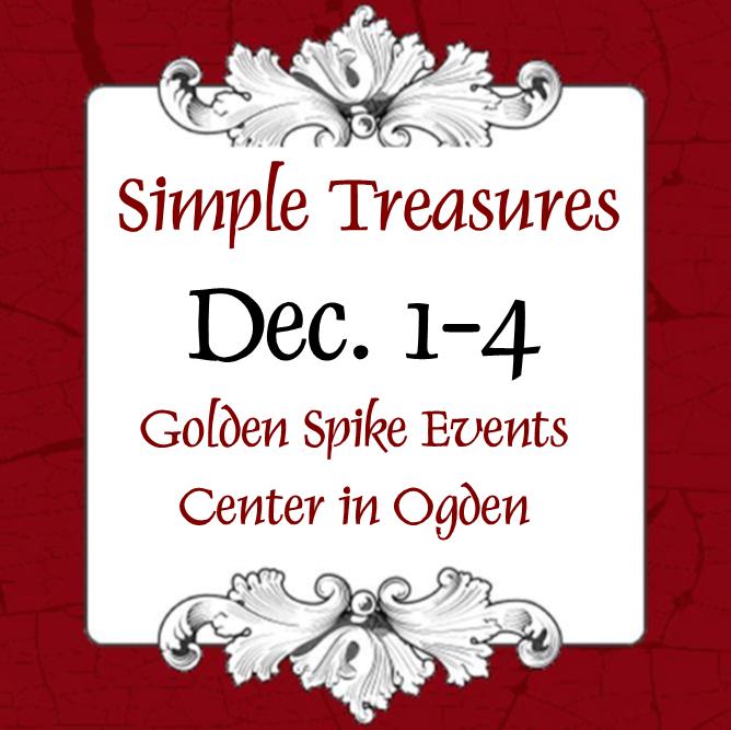 Simple Treasures December Event